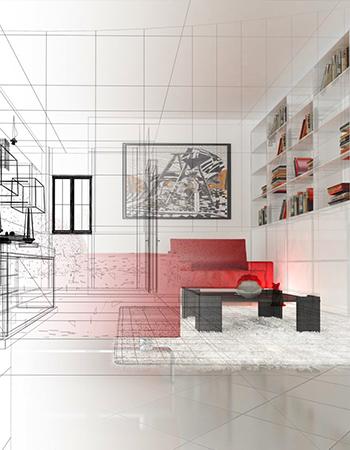 3D-визуализация интерьера
