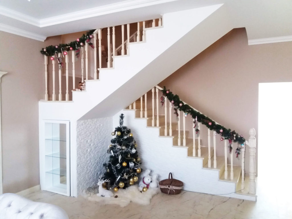 KAMIMEBEL. Изготовление лестниц