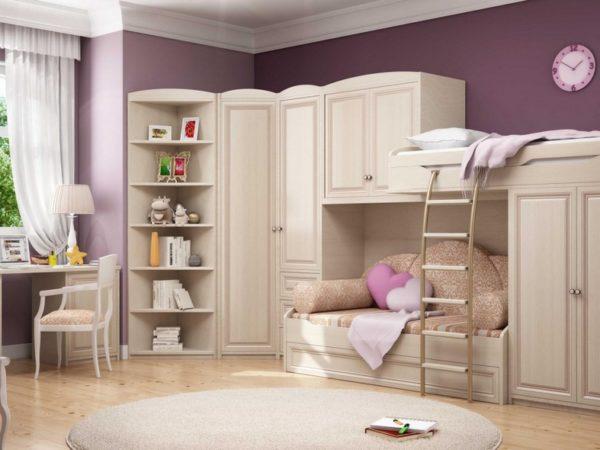 Мебель для детской. Детская мебель на заказ