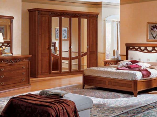 Мебель для спальни: спальня на заказ