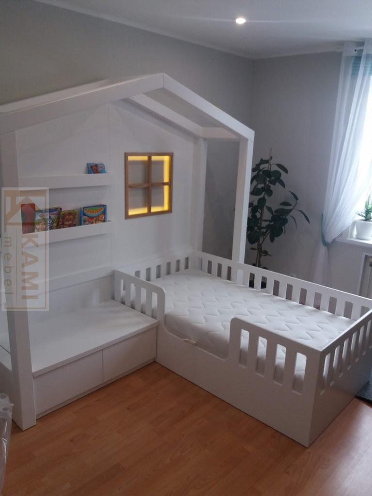 Детские мебель для комнат портфолио KAMI-mebel 4