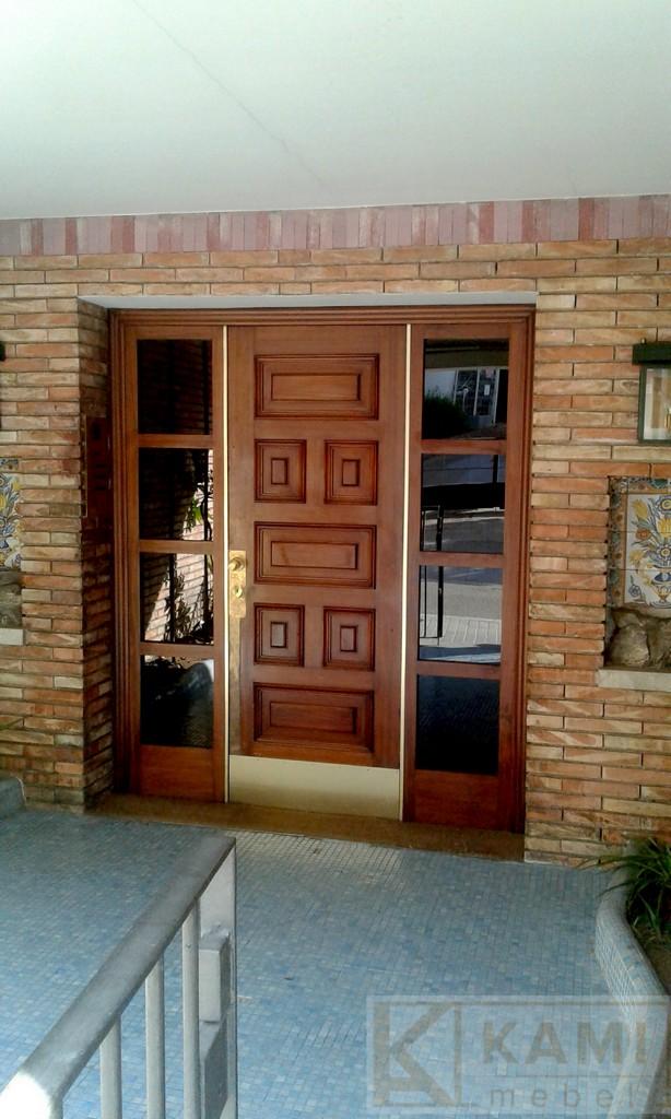 Двери мебель портфолио KAMI-mebel 85