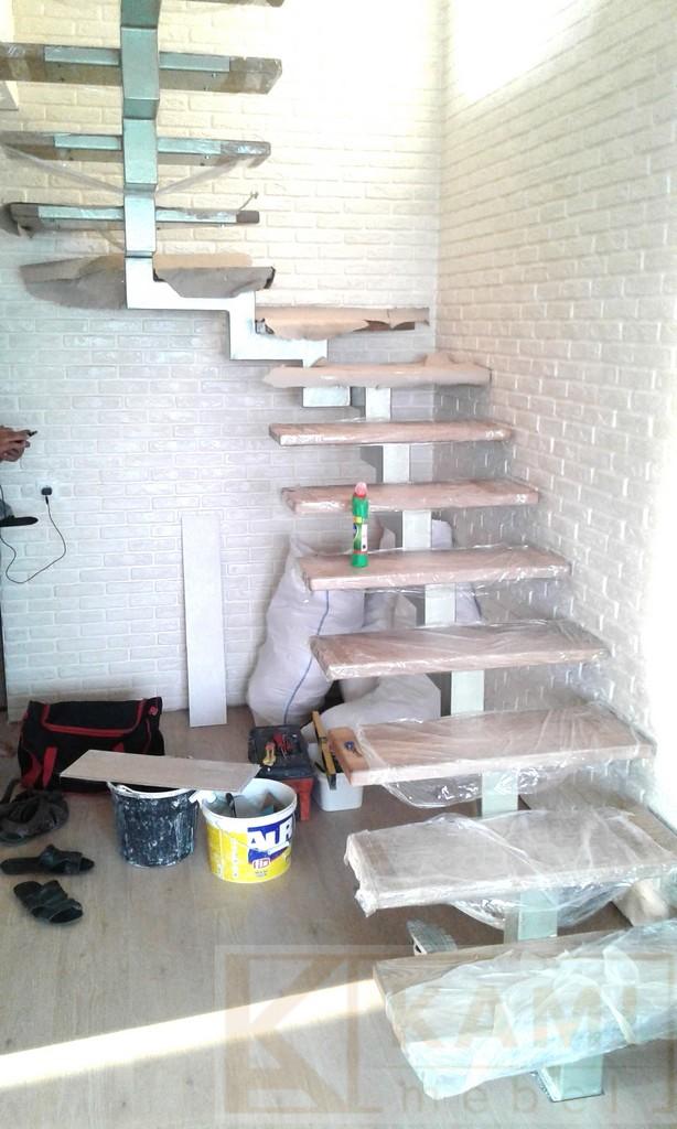 Лестницы мебель портфолио KAMI-mebel 1