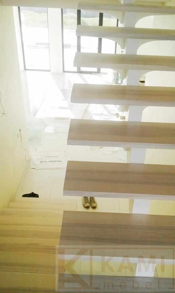 Лестницы мебель портфолио KAMI-mebel 7
