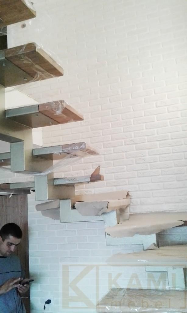 Лестницы мебель портфолио KAMI-mebel 12