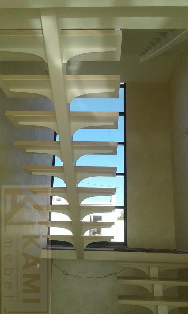Лестницы мебель портфолио KAMI-mebel 18