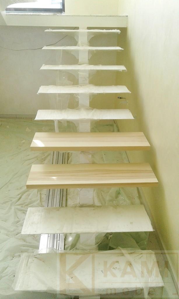Лестницы мебель портфолио KAMI-mebel 21