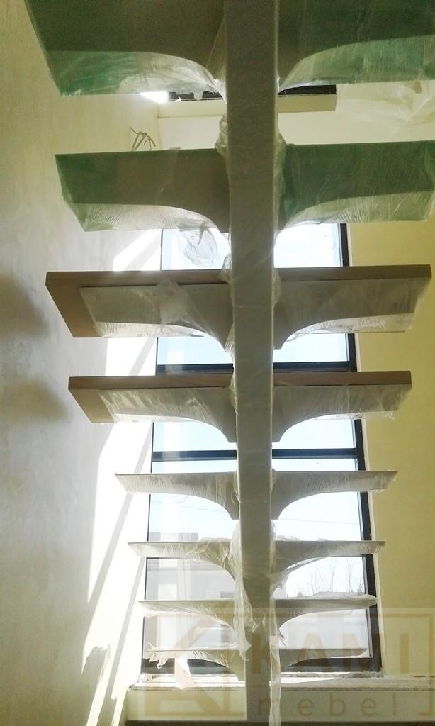 Лестницы мебель портфолио KAMI-mebel 22