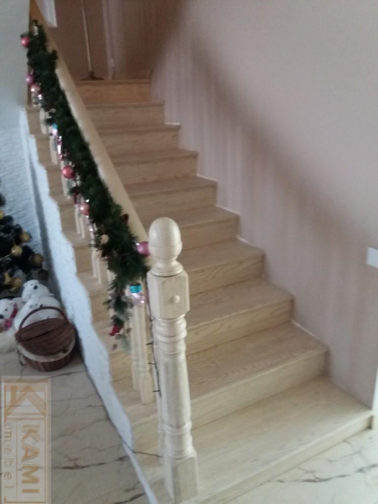 Лестницы мебель портфолио KAMI-mebel 24