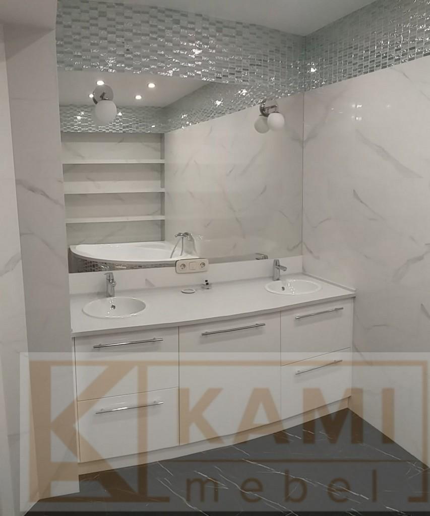 Ванные портфолио KAMI-mebel 20